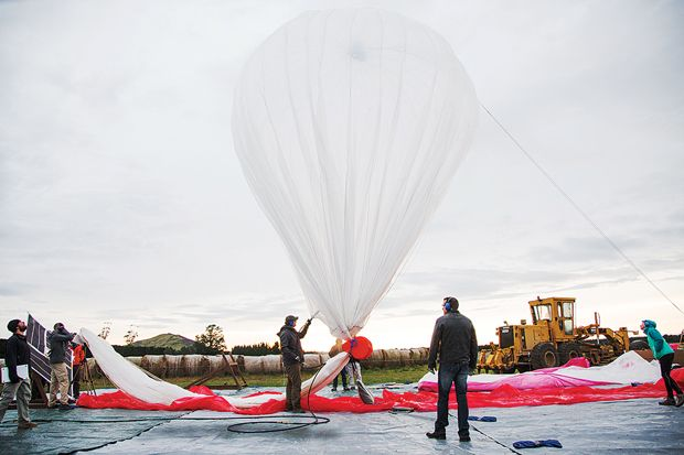 10N Project Loon