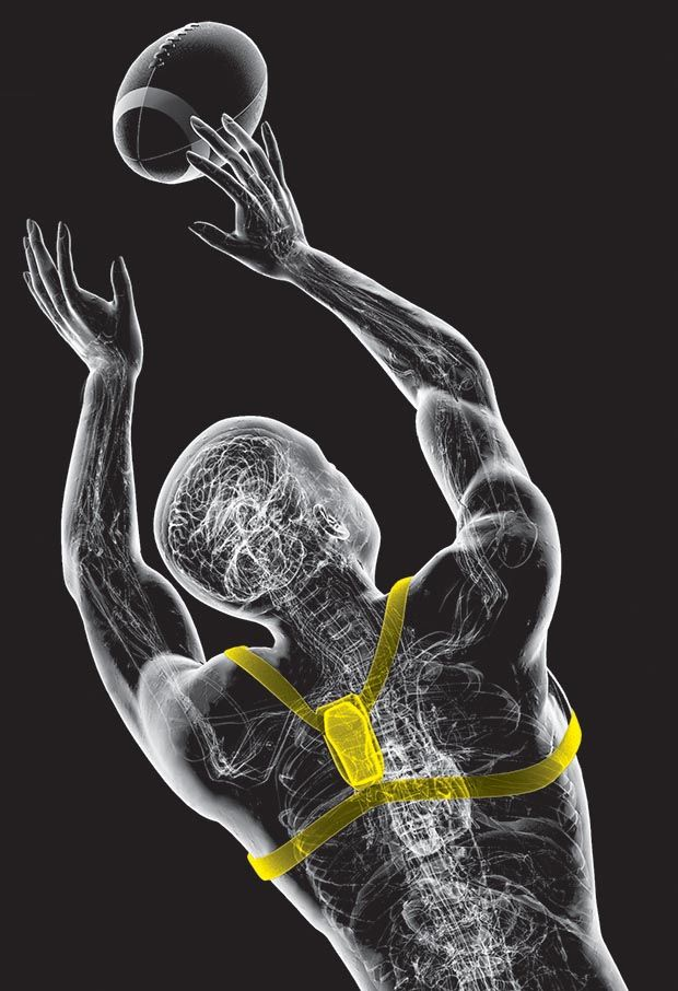 The Quantified Olympian: Wearables for Elite Athletes