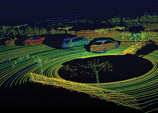 Cheap Lidar The Key To Making Self Driving Cars