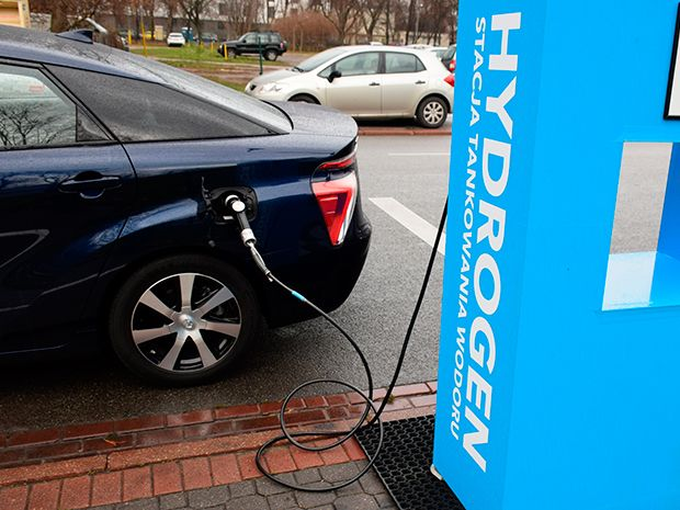 Is gas going to be more or less expensive in the future?