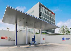 12w.FuelCell.Iwantani Station