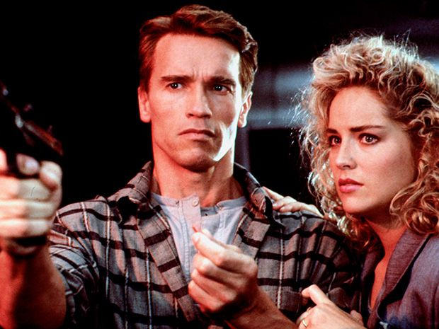 photo still from Total Recall Movie
