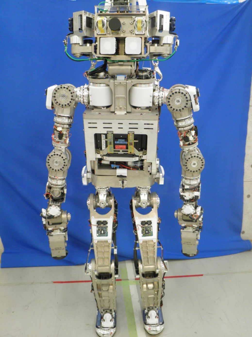ASIMO designed for disaster response