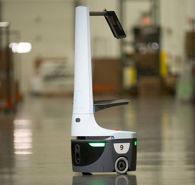 How Locus Robotics Plans To Build A Successor To Amazon'S