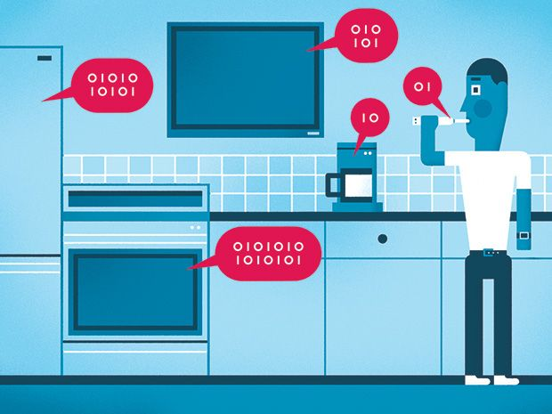 The Internet of Things Is Full of Motes, Domotics, and BANs