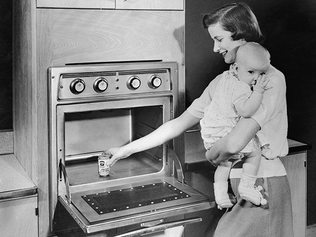 Microwave Oven Http Www Smecc Org Htm Tells Us That The Was A By Product Of World War 2 Dr Percy Spencer An Engineer