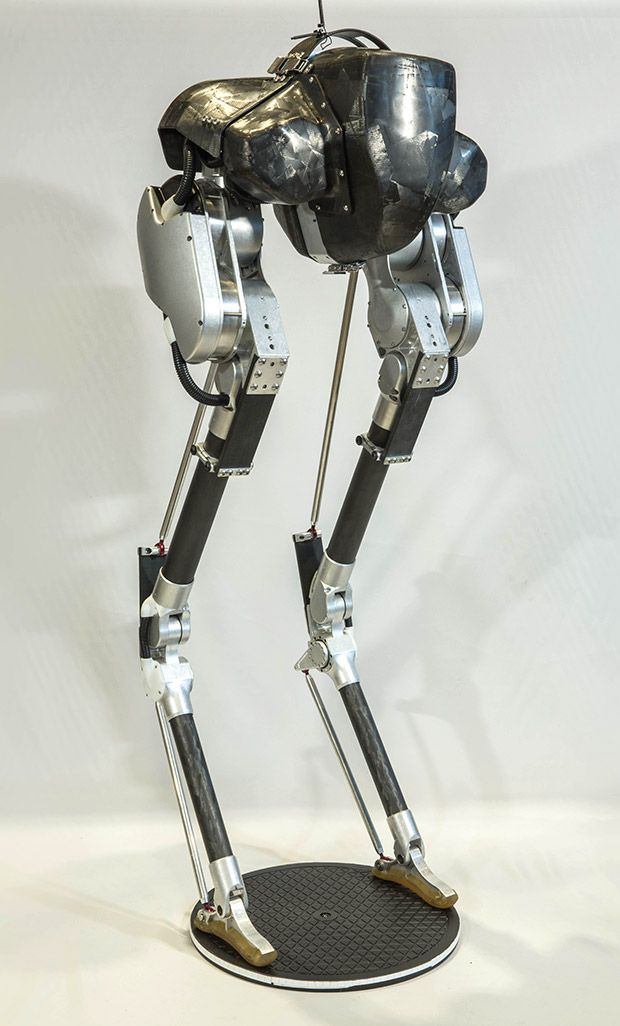 Agility Robotics Introduces Cassie A Dynamic And Talented Robot