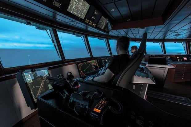 Forget Autonomous Cars—Autonomous Ships Are Almost Here
