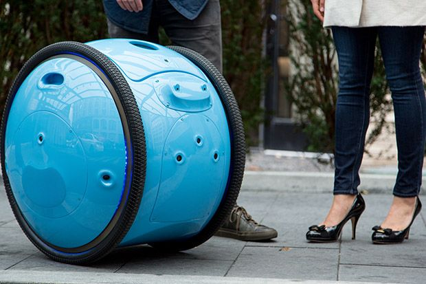 Piaggio's Gita Cargo Robot