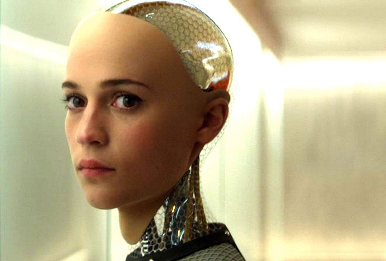 Film Still from Ex-Machina