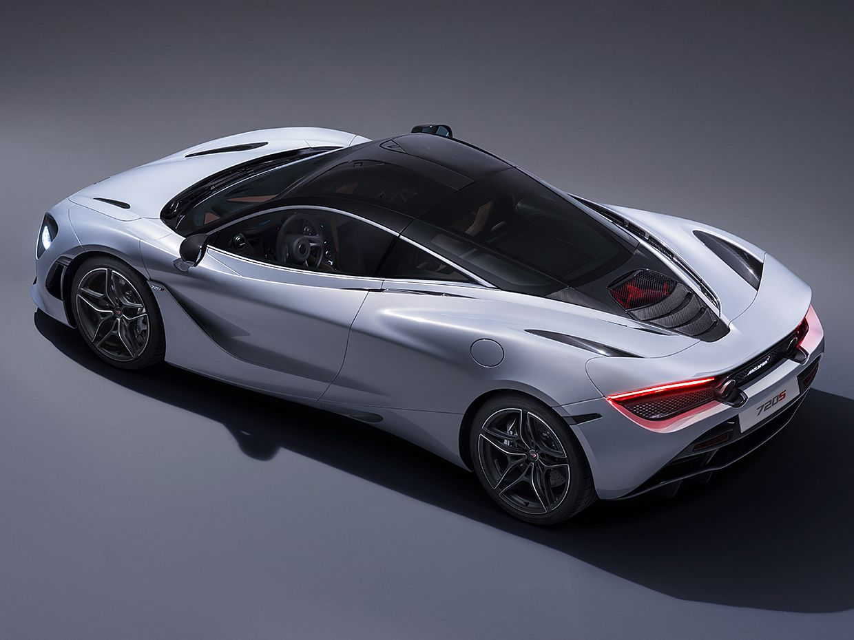 2018\'s Top 10 Tech Cars: McLaren 720S - IEEE Spectrum