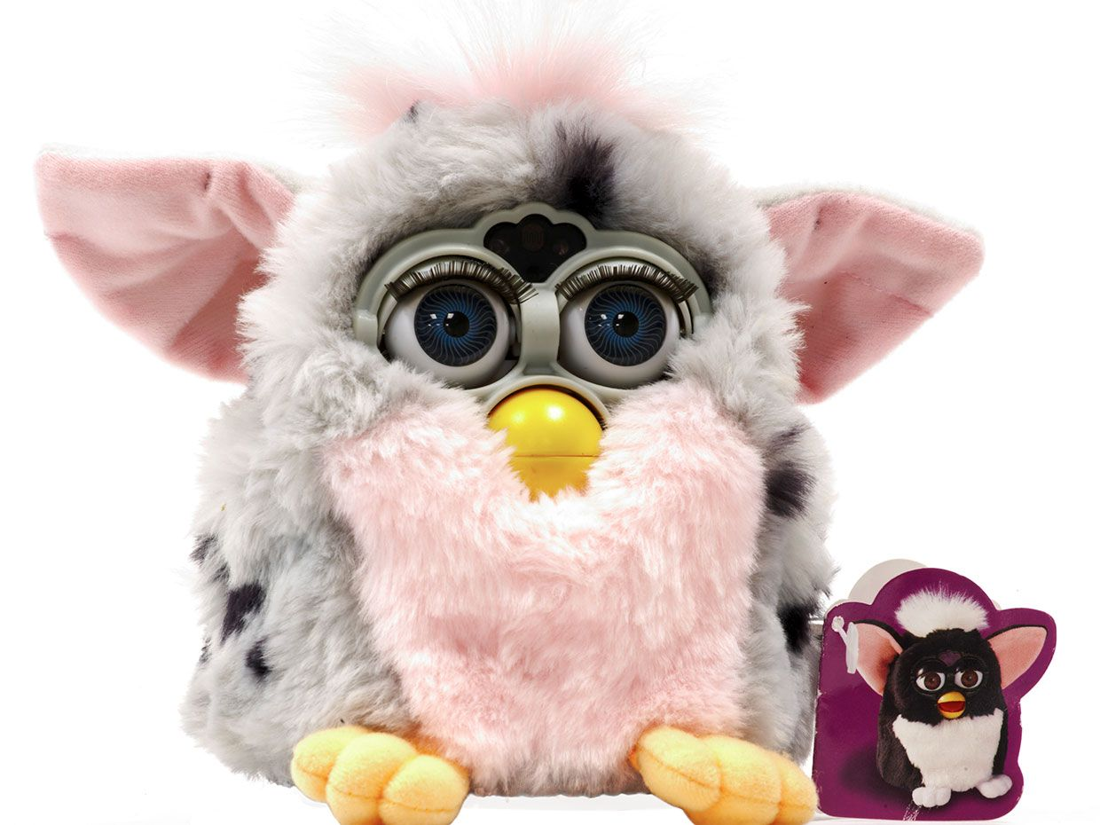 Coded For Cuteness How The Furby Conquered Hearts And Minds Ieee
