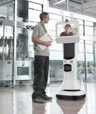 Ava Robotics Ava telepresence robot