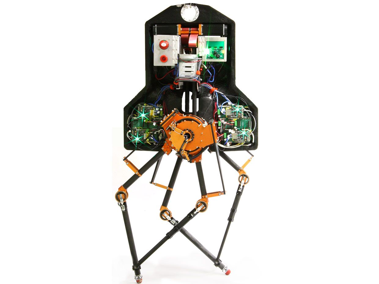 Building Robots That Can Go Where We Go - IEEE Spectrum