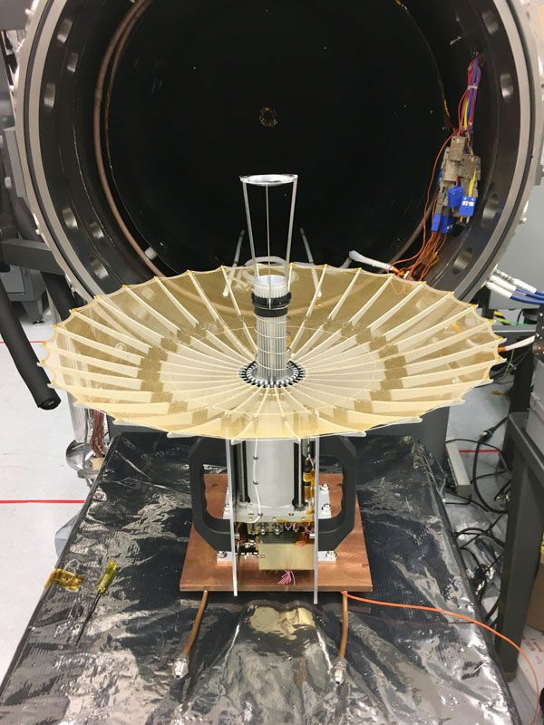New Antennas Will Take Cubesats To Mars And Beyond - IEEE