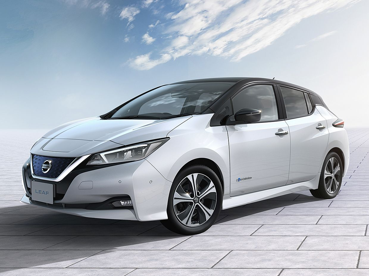 2018\'s Top 10 Tech Cars: Nissan Leaf - IEEE Spectrum