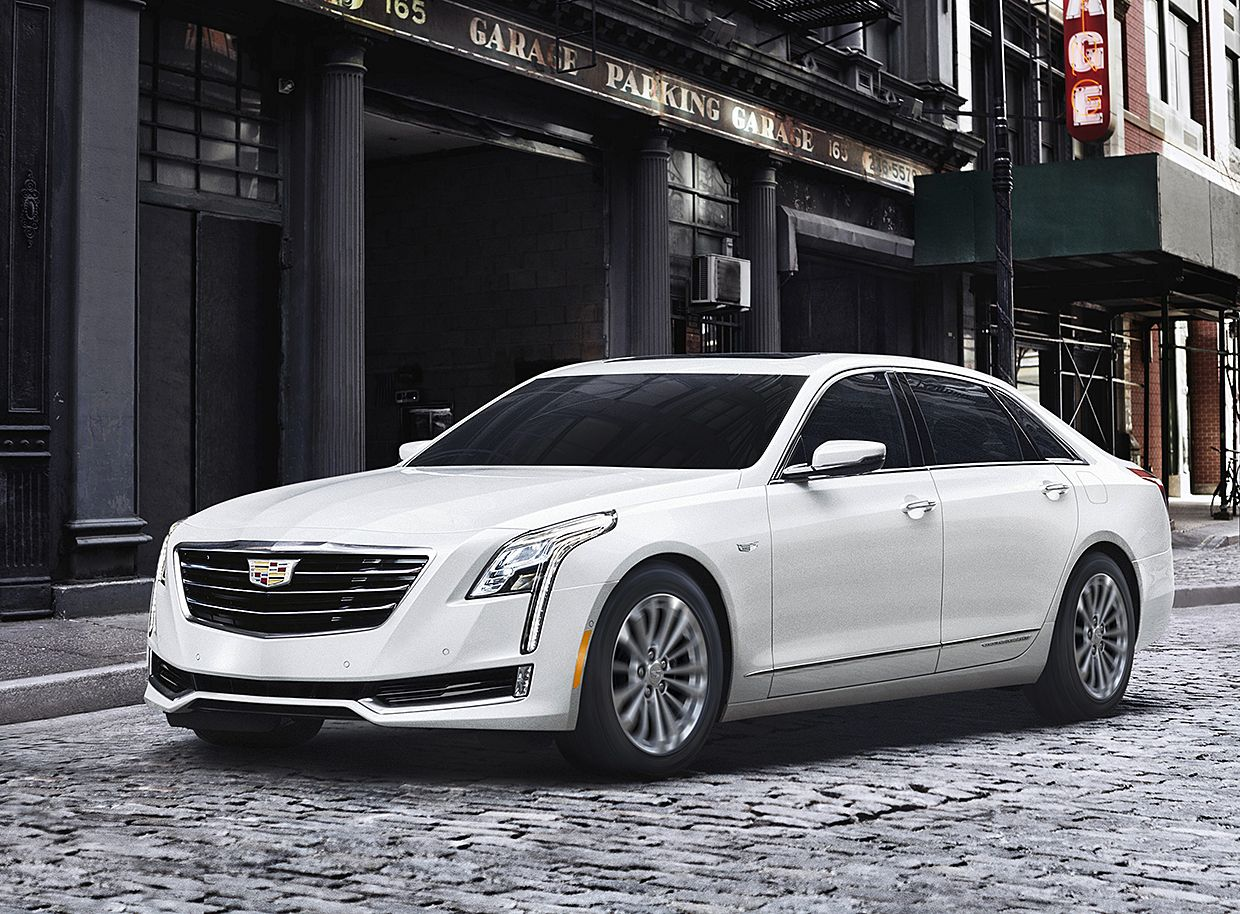 2018 S Top 10 Tech Cars Cadillac Ct6 Ieee Spectrum