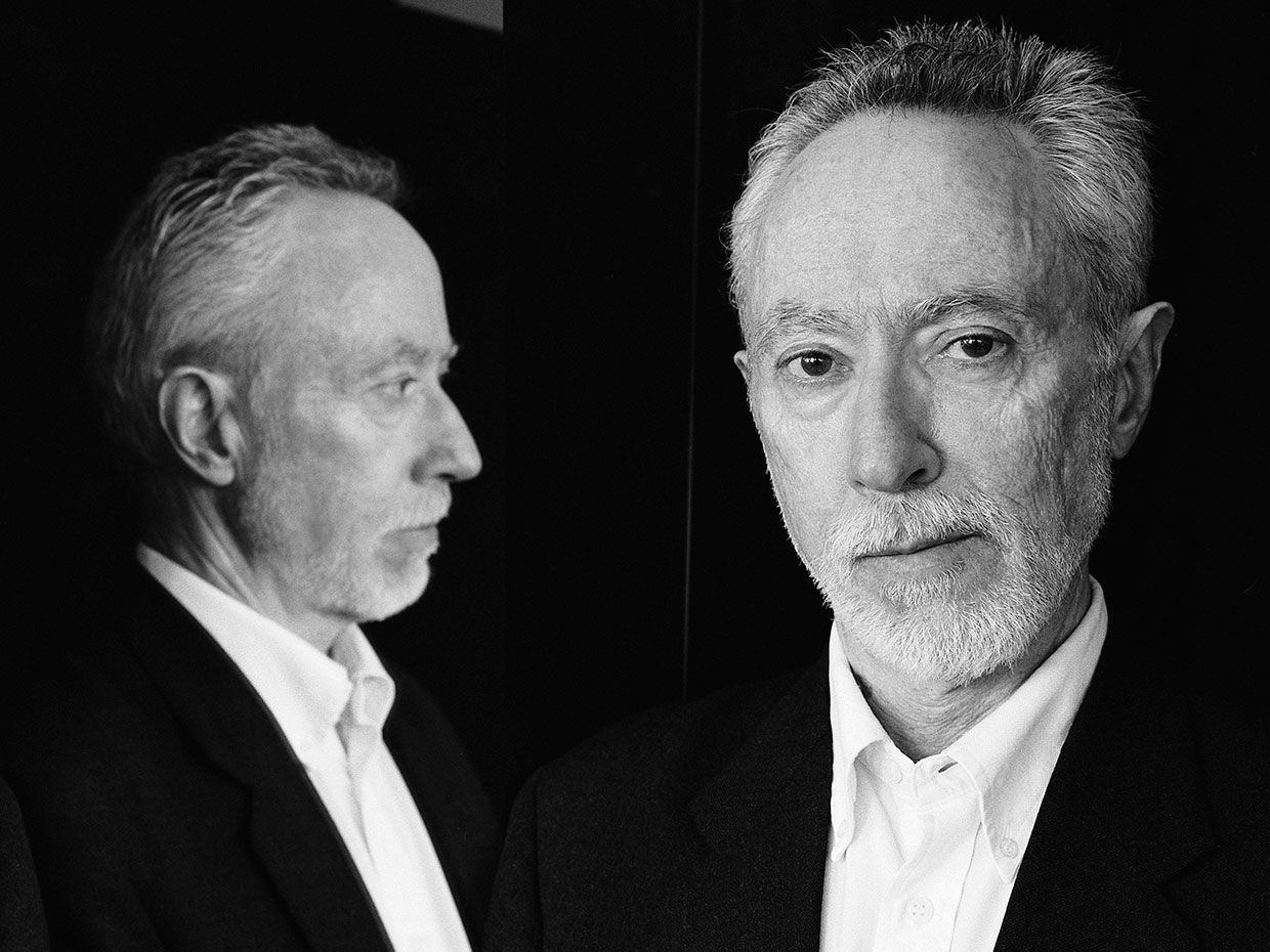 photo of J.M. Coetzee