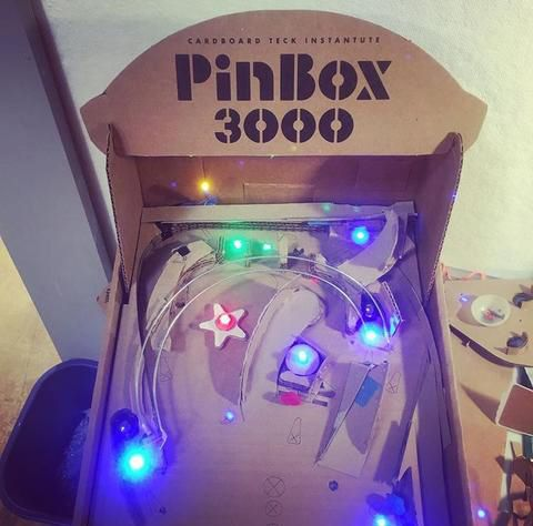 photo of PinBox 3000