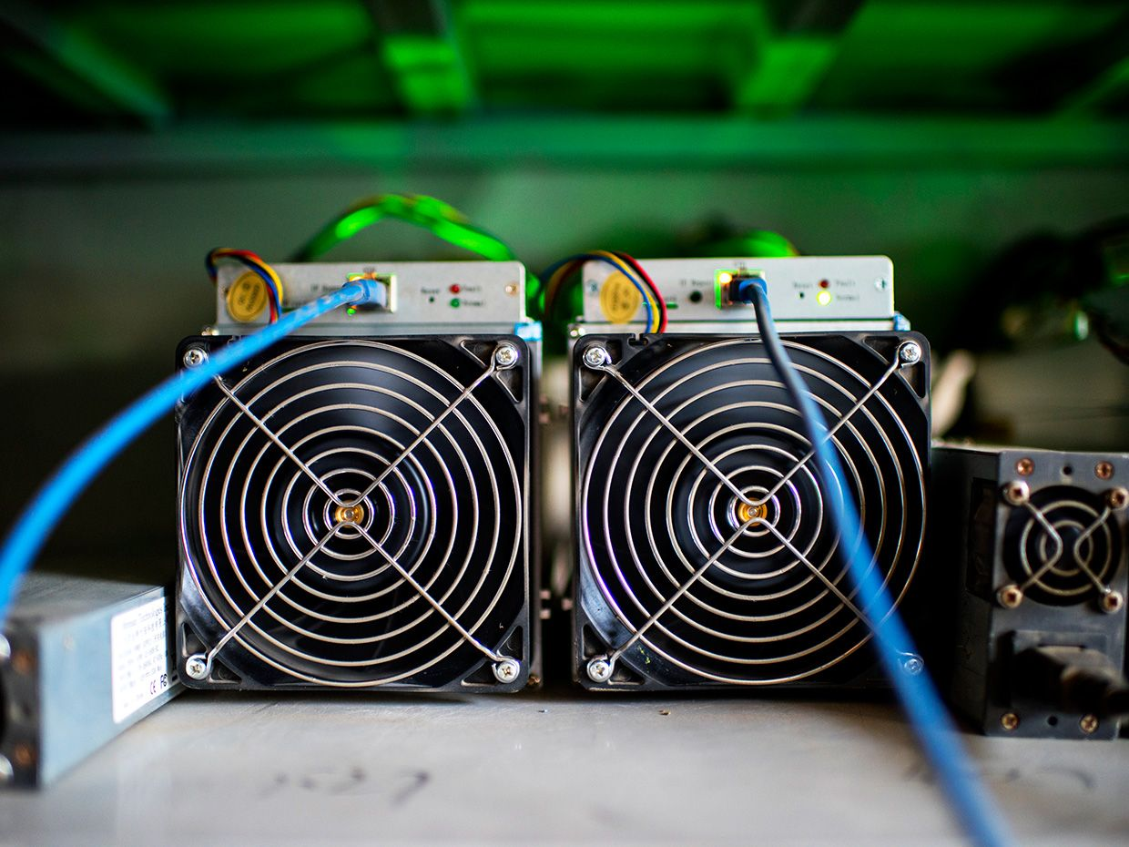Why The Biggest Bitcoin Mines Are In China - IEEE Spectrum