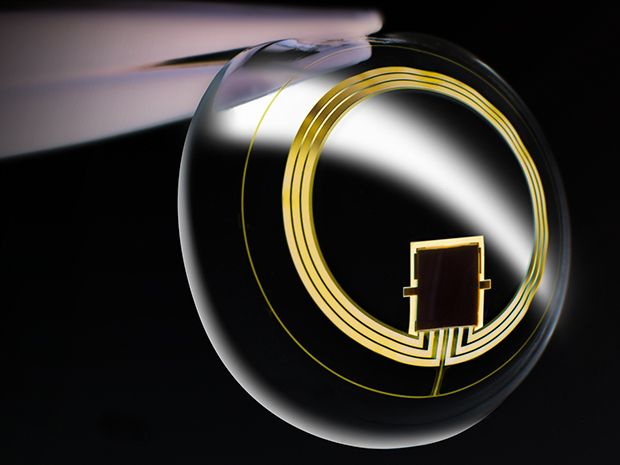 Smart Contact Lenses And Eye Implants Will Give Doctors