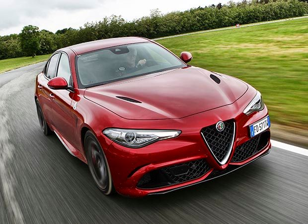 2017's top ten tech cars: alfa romeo giulia - ieee spectrum