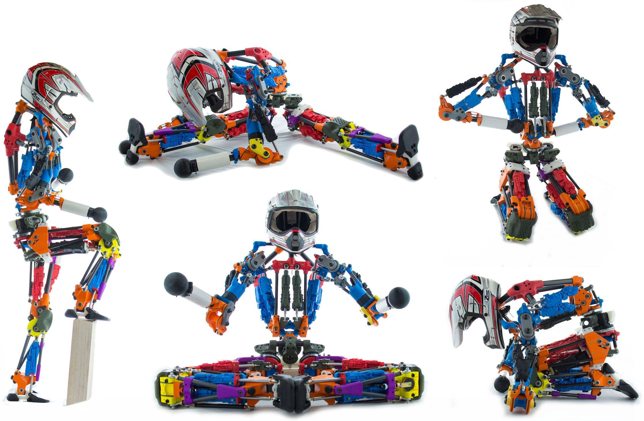 IHMC Nadia Humanoid Robot