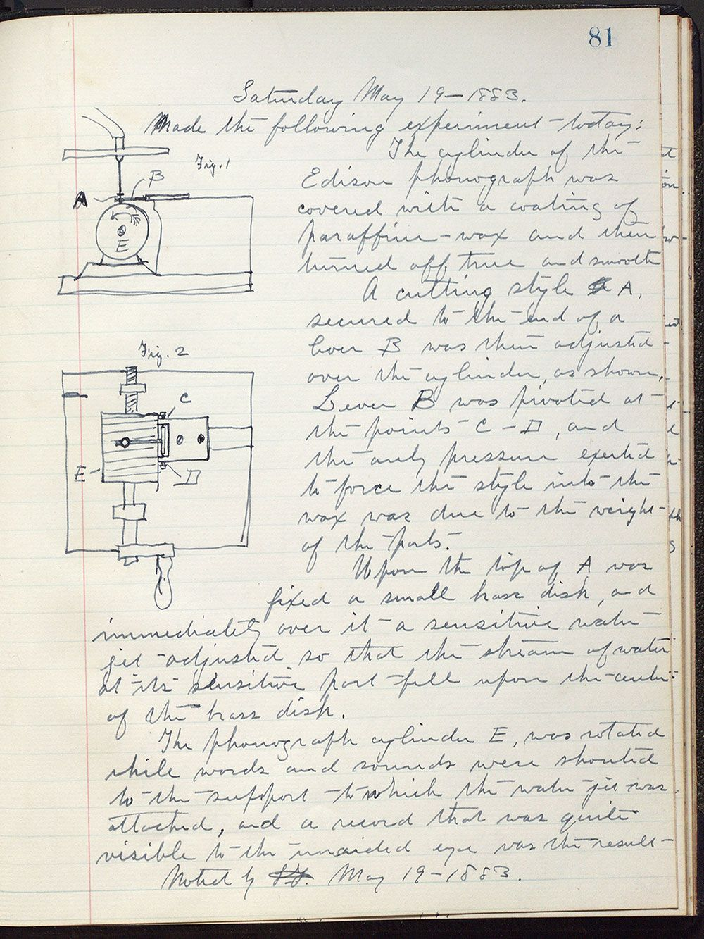 Particle Physics Resurrects Alexander Graham Bell's Voice - IEEE