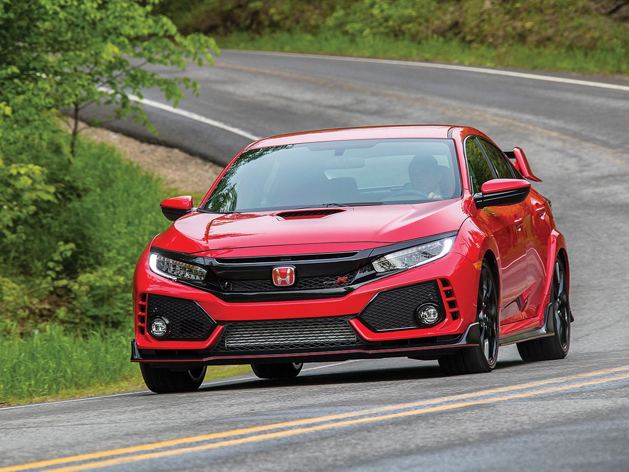 Attrayant Honda Civic Type R