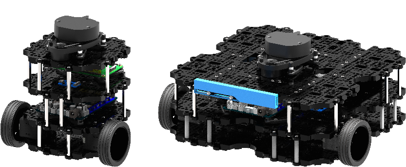 Hands-on With TurtleBot 3, a Powerful Little Robot for Learning ROS - IEEE  Spectrum
