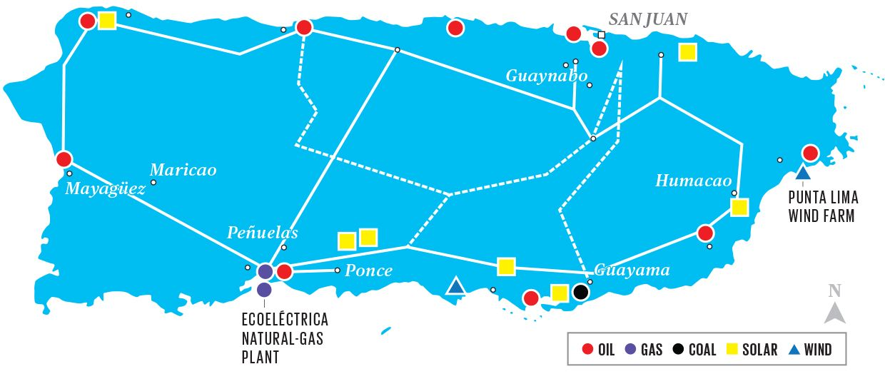 Rebuilding Puerto Rico\'s Power Grid: The Inside Story - IEEE Spectrum