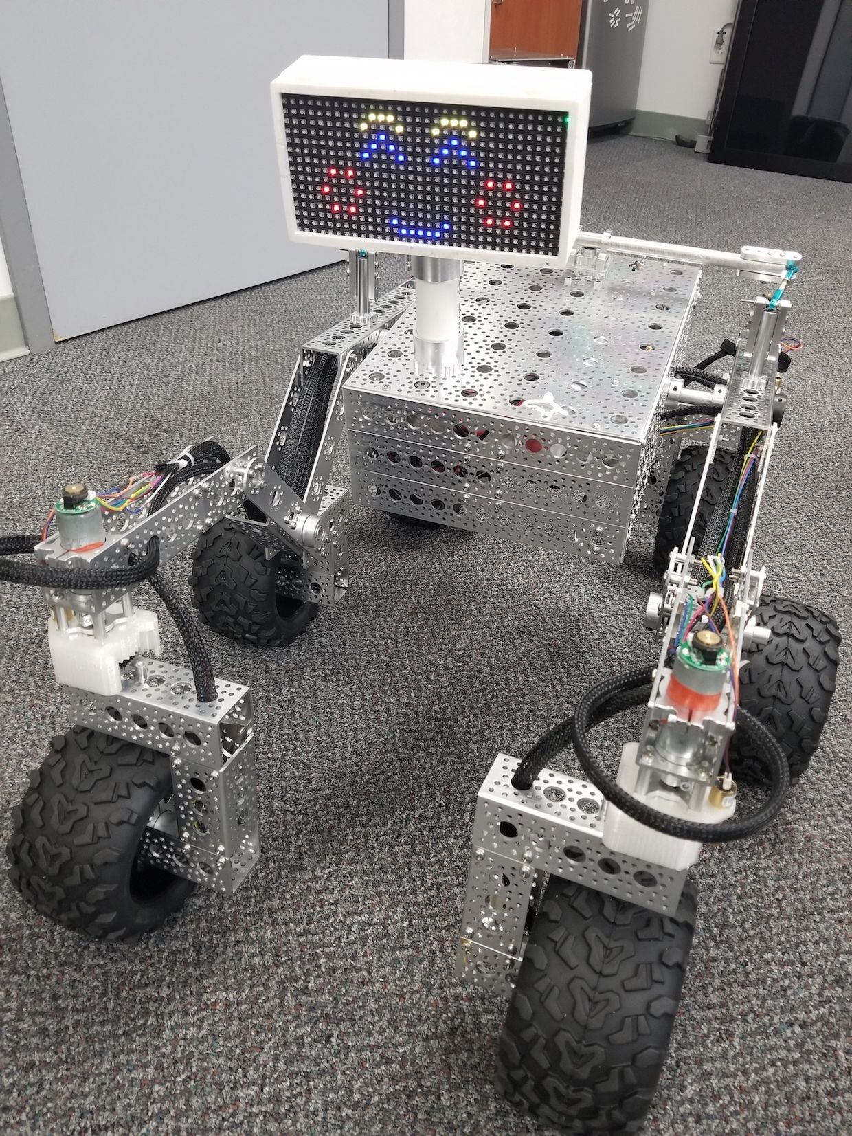 JPL Open Source Rover
