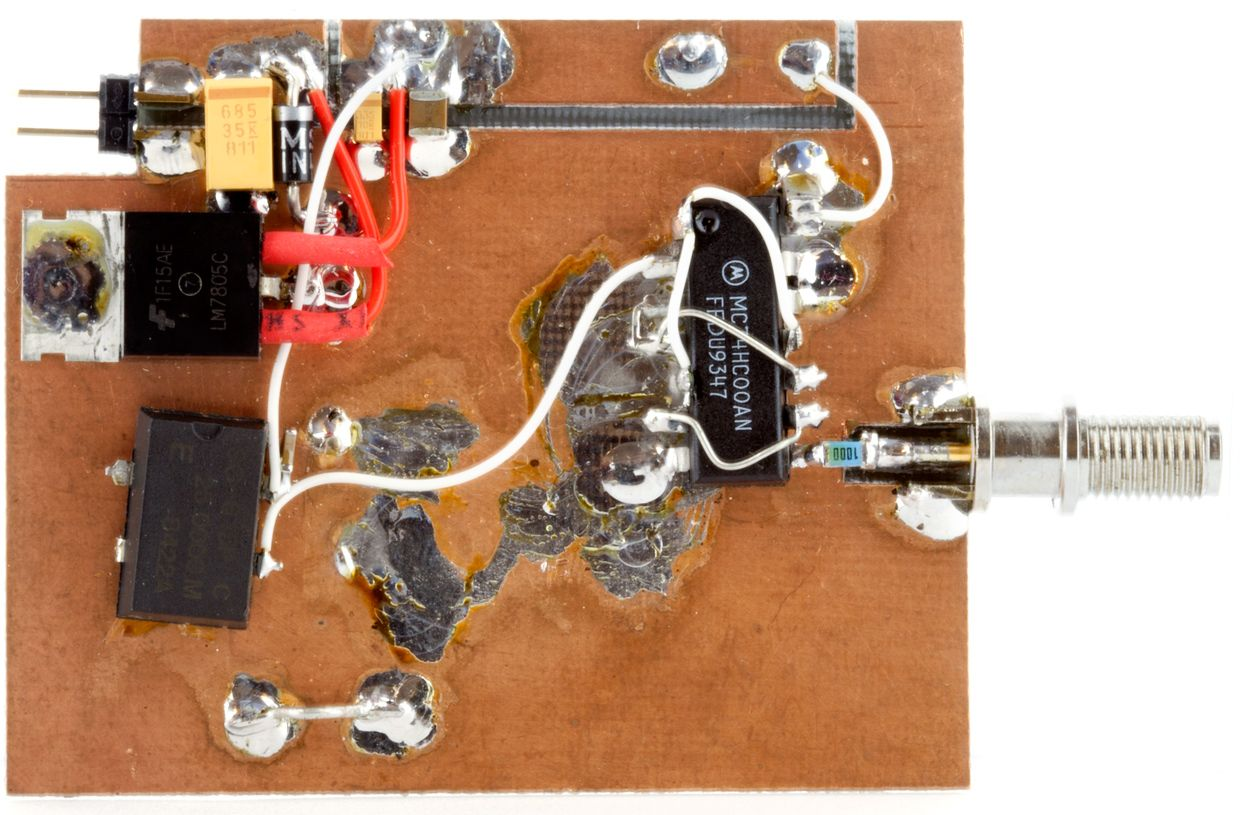 With The Dead Bug Method Hobbyists Can Break Through High Copyright Of This Circuit Belongs To Smart Kit Electronics In Photo