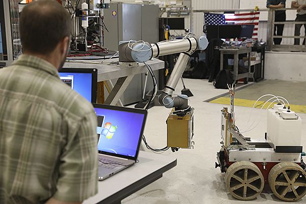 How Nasa Will Use Robots To Create Rocket Fuel From Martian