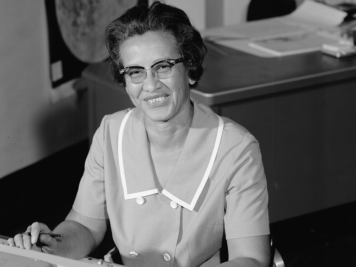 NASA Technologist Katherine Johnson, the Hidden Figures Mathematician, Dies at 101