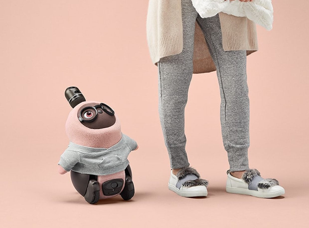 LOVOT, a companion robot from Japanese company Groove X