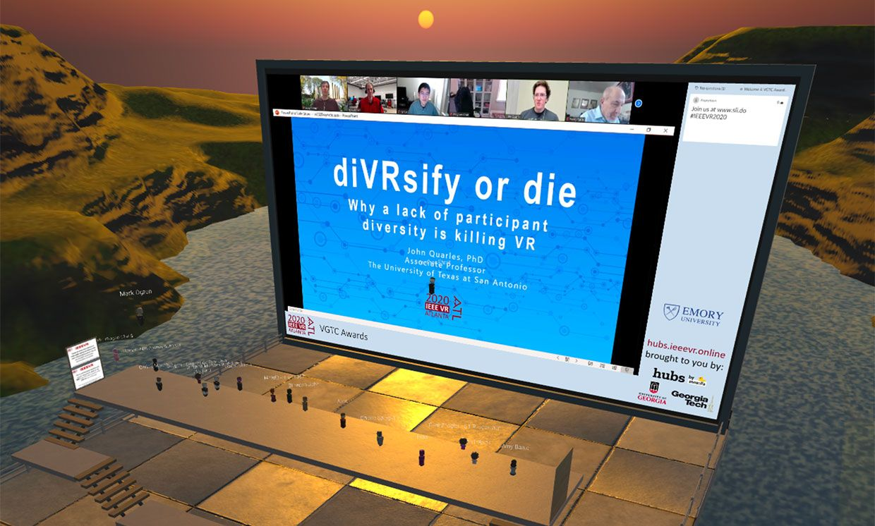 Forget Video Conferencing—Host Your Next Meeting in VR