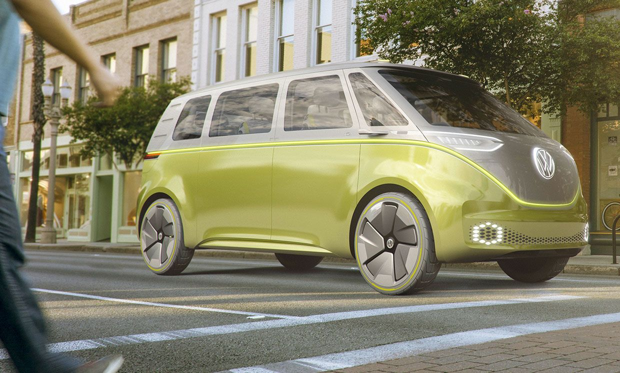 VW  ID Buzz AV