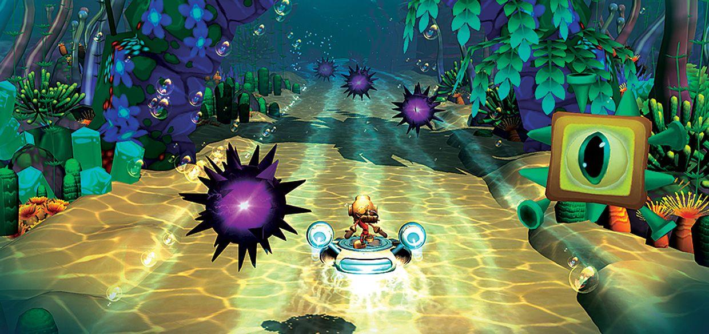 Screenshot of a video game.