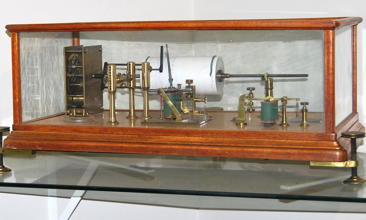 photo of South African Popov detector