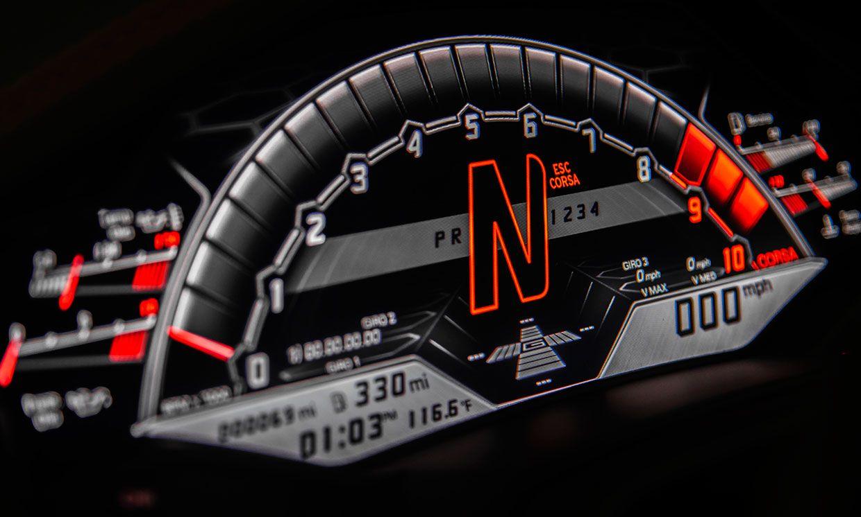New Lamborghini's Digital Brain Helps Manage Its Supercar Brawn