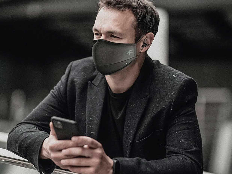MaskFone N95 mask