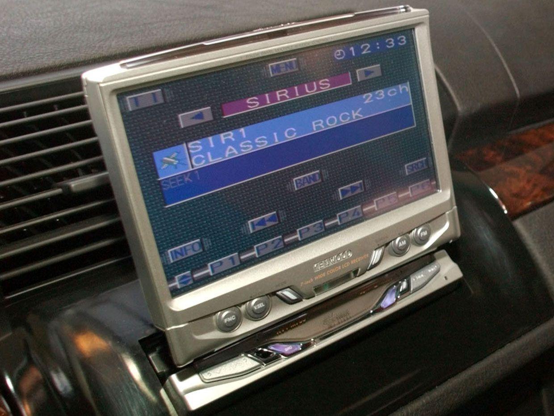 The Consumer Electronics Hall of Fame: SiriusXM Satellite Radio System