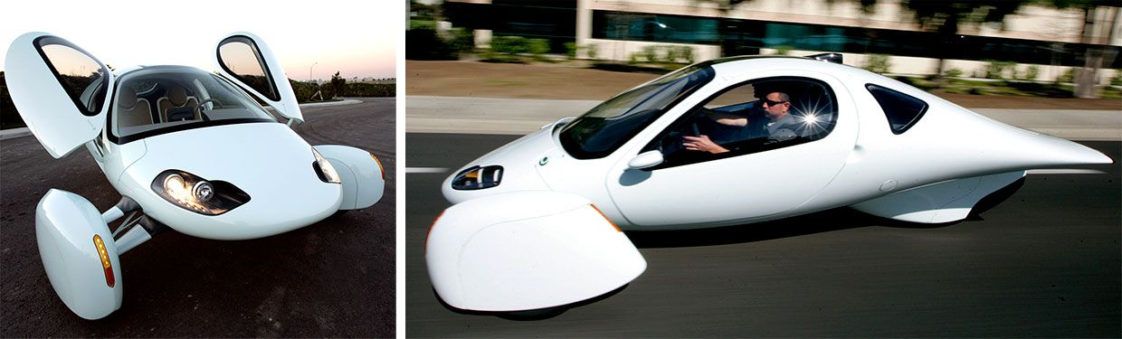 The Aptera 2e looked like nothing else on earth when it was unveiled more than 10 years ago.