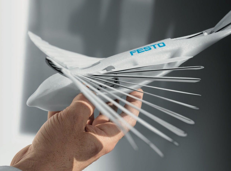 Festo bionic swift bird