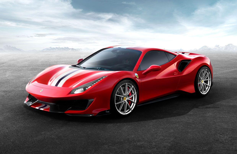 Photo of Ferrari 488 Pista