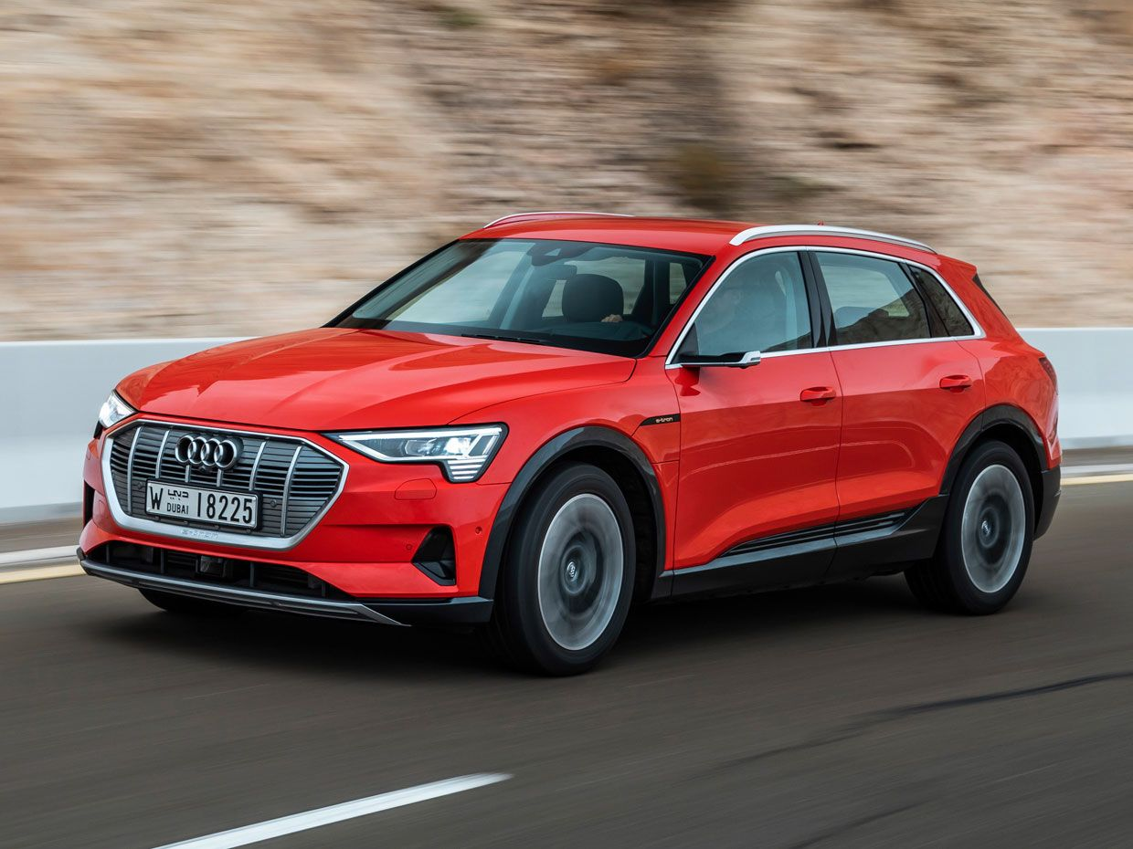 2019s Top 10 Tech Cars Audi Etron - IEEE Spectrum