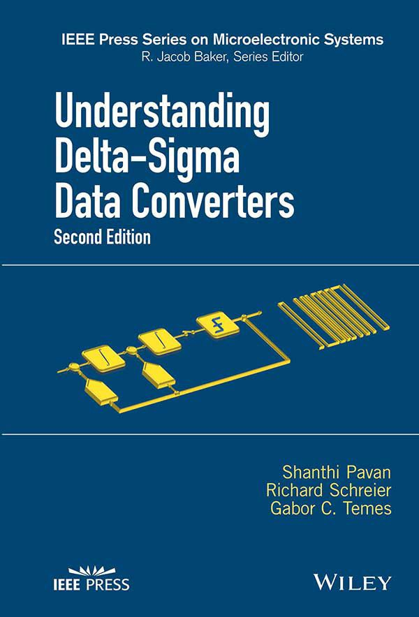 Cover of Understanding Delta-Sigma Data Converters, 2nd Edition
