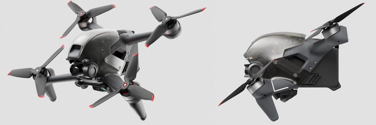 Review: DJI's New FPV Drone is Effortless, Exhilarating Fun
