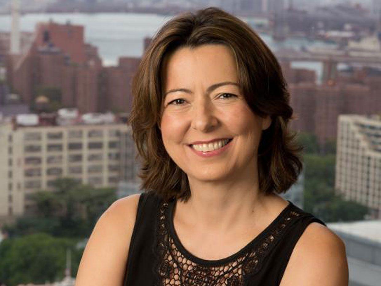 Photo of Jelena Kovačević.